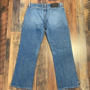 "Express Vintage 90's ""Bikini"" Jeans"